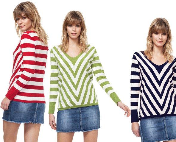 Jerseys de Mujer.Comodidad
