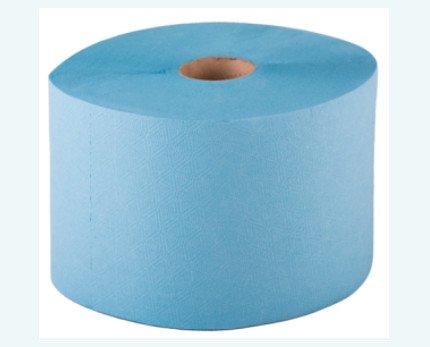 Bobina industrial azul. Excelente calidad