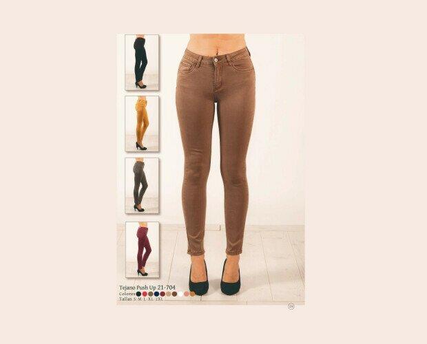 Pantalones de Mujer.Diseños 2021 con la más completa gama de colores