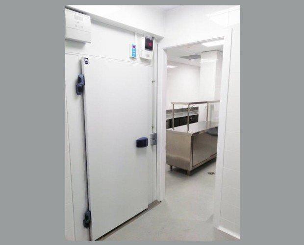 Frío comercial. Cámaras refrigeradoras