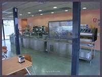 Cafetería hospital