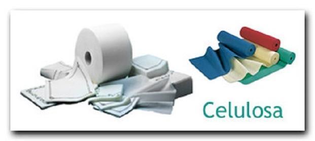 Celulosas. Papel higiénico, Papel mecha, Servilletas, Manteles