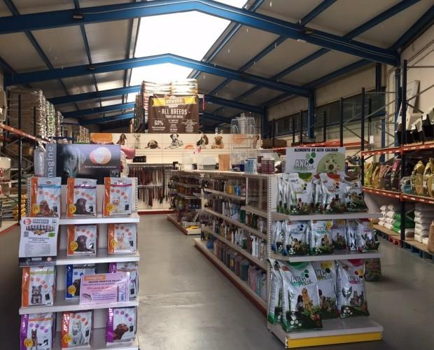 Cash and Carry. Zona venta de Cash and Carry de nuestros productos