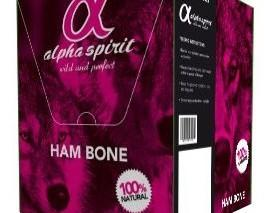 Alpha Half Ham Bone. En caja de 100 unidades