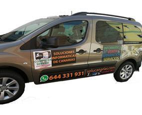 Transporte propio. Atención personalizada a nuestros clientes.
