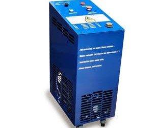 Hidrocleaner System EVO. Le permite trabajar motores de hasta 4.000 cc
