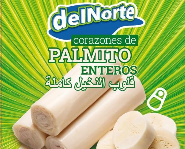 Palmitos. Palmitos enteros delNorte