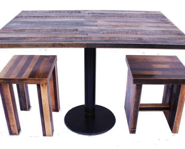Muebles Rústicos para Hostelería.Referencia: LU006