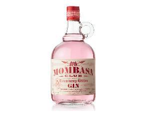 Gin Mombasa Strawberry