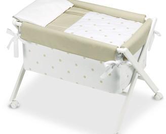 Mobiliario para Bebé.Minicuna plegable