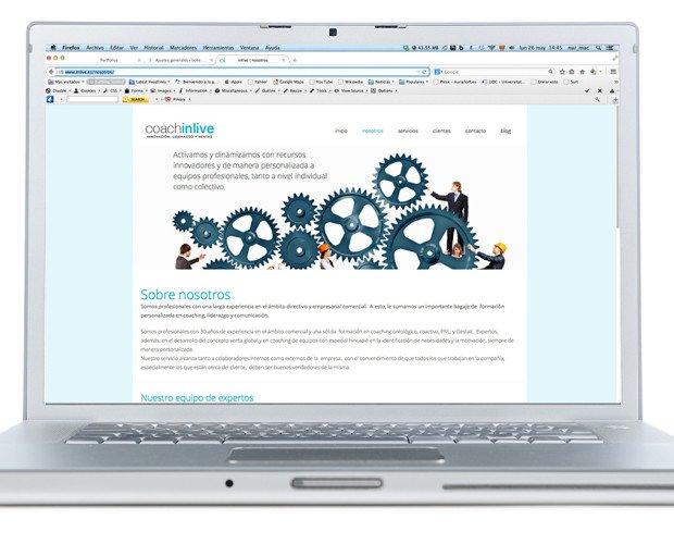Diseño web corporativo. Precios competitivos