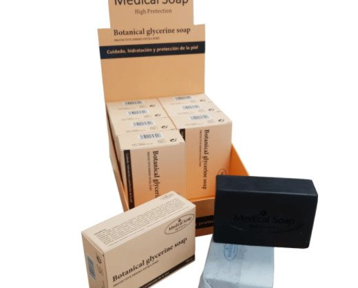 Medical Soap. Apostamos por ingredientes naturales, respetuosos con el medio ambiente