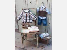 Abrigos y calzado para bebés