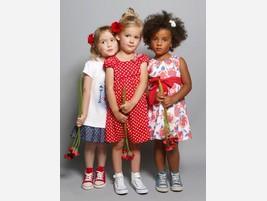 Vestidos para las más pequeñas