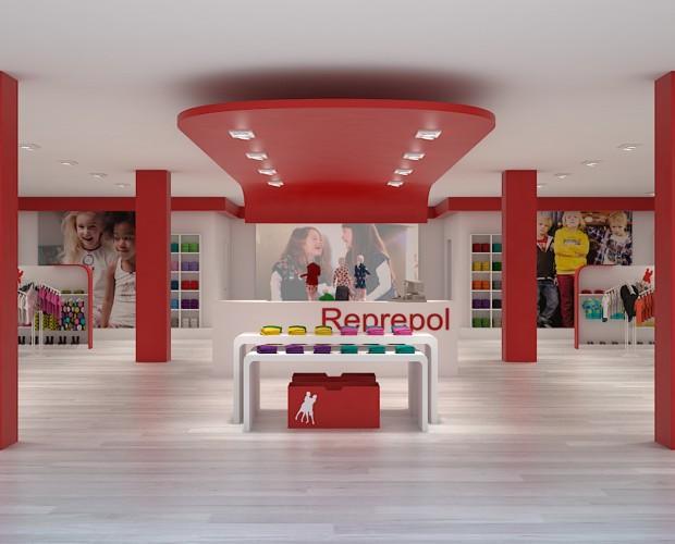 Tienda. Diseño de nuestras tiendas
