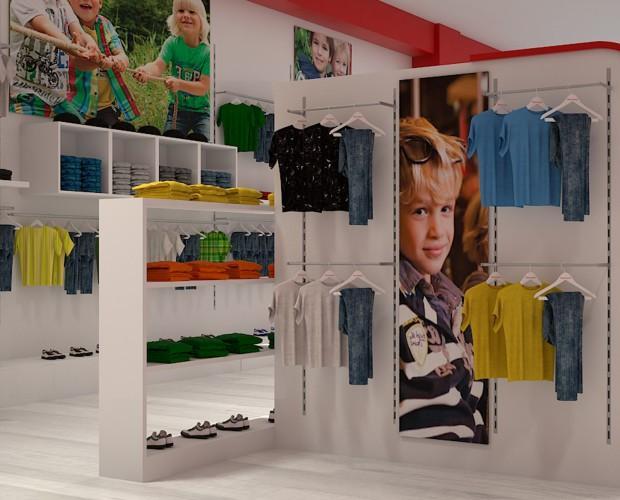 Imagen de marca. Display de productos