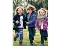Abrigos para niñas y niños