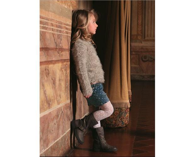 Conjuntos otoño-invierno para niña. Diseños elegantes y juveniles