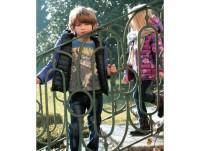 Abrigos para niña y niño 2015-2016