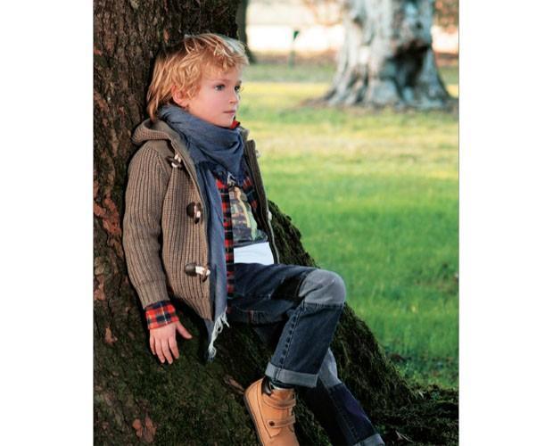 Conjuntos para niño con chaqueta. Nueva colección de chaquetas