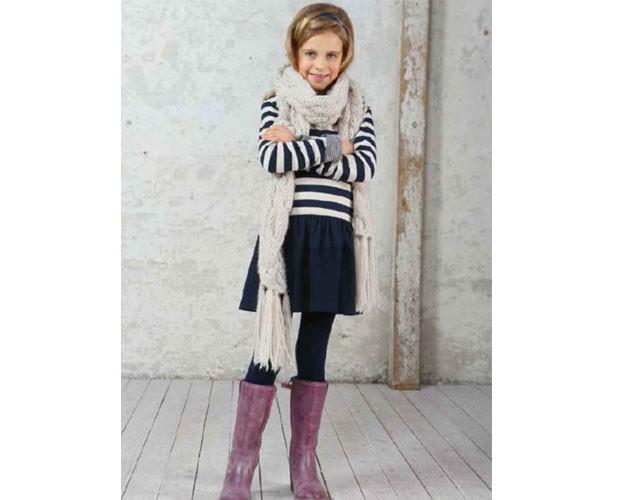 Bufandas y complementos. Nueva colección otoño invierno