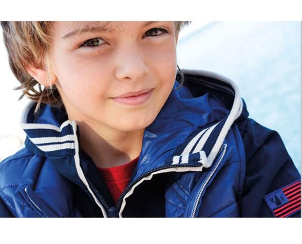 Colección otoño invierno para niñosjpg. Chaquetas, jerseys