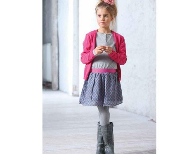 Ropa infantil para niñas. Chaquetas de lana