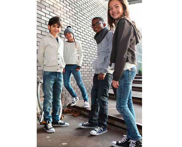 Ropa para adolescentes. Trabajamos con ropa hasta los 16 años