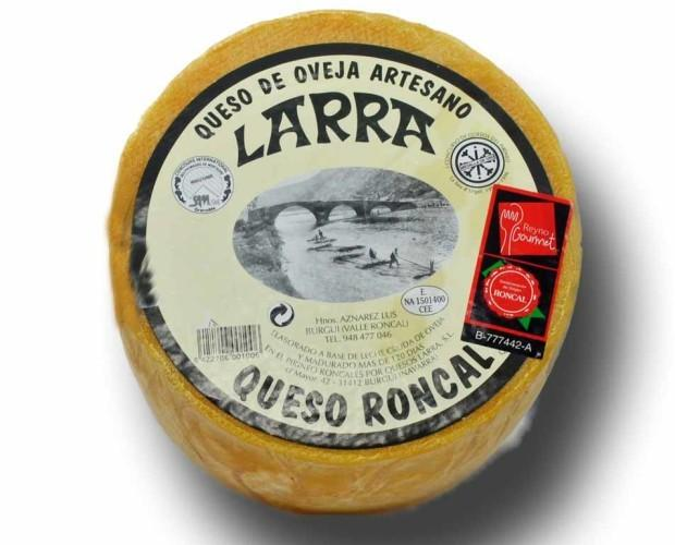 Roncal DOP. Queso artesano Roncal