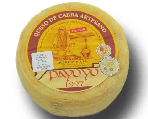 Payoyo. Queso Payoyo de Cabra