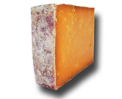 Red Leicester. Queso Red Leicester