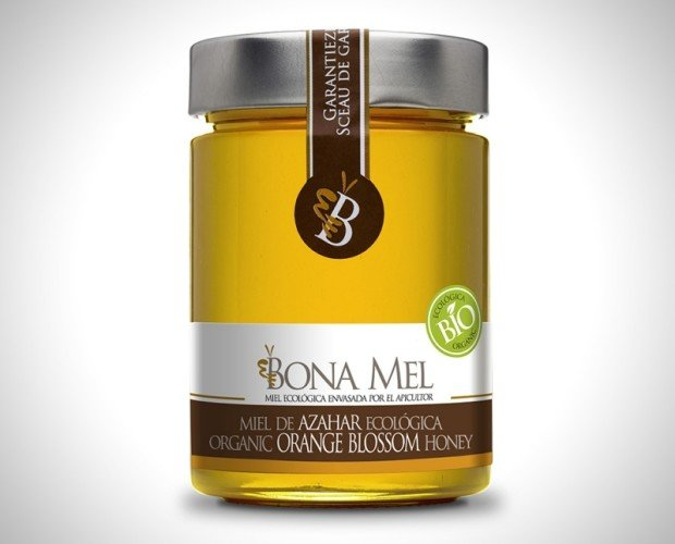 Miel Ecológica.Miel de azahar