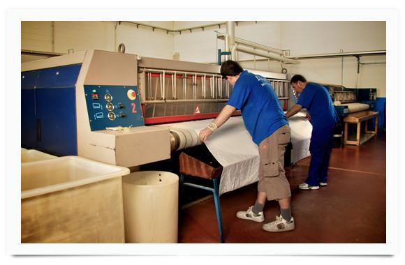 Lavandería Industrial. Mejores precios, mayor calidad.