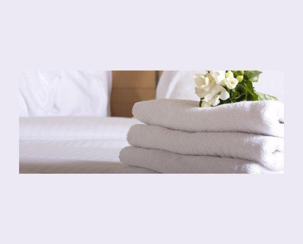 Alquiler de Toallas y Sábanas. Tenemos a disposición del cliente sets de toallas y sábanas