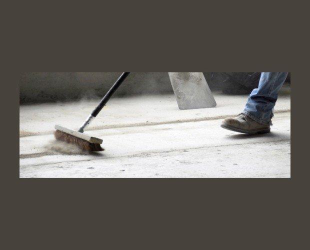 Limpieza de Fin de Obra. Los jefes de proyecto podrán comprobar la calidad y el desempeño del trabajo