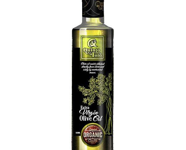 Aceite de Oliva Ecológico.100%  Orgánico Certificado por CAAE,