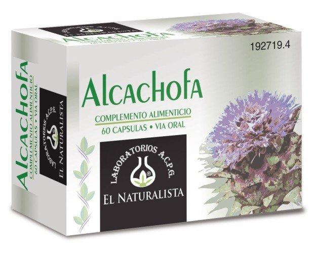 Alcachofa RGB. Favorece la digestión y mejora el tránsito