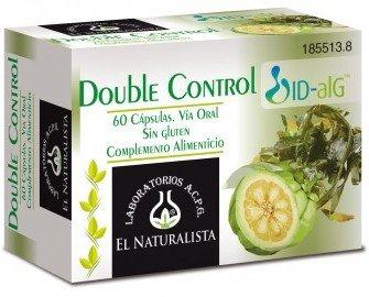 Double control. Complemento alimenticio