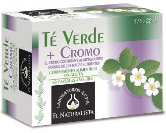 Té verde. Antioxidante y diurético.