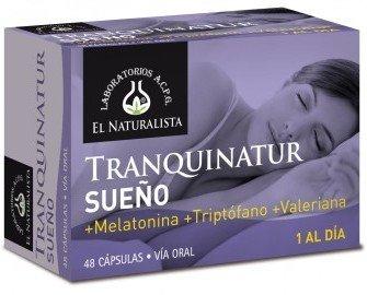 Tranquinatur sueño. Producto muy efectivo