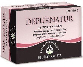 Depurnatur. Productos a base de plantas tradicionales que ayudan a depurar el organismo