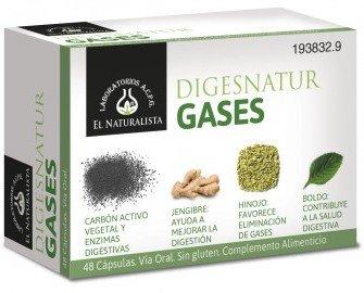 Digesnatur gases. Excelente calidad