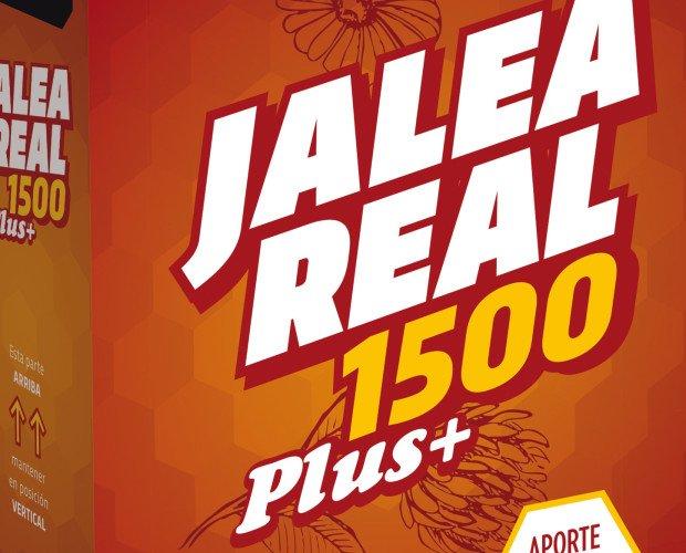 Jalea 1500plus. Aporte extra de Energía