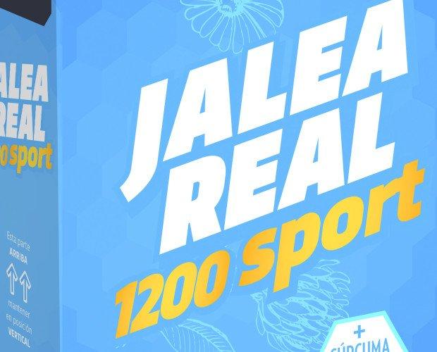 Jalea Sport. Con cúrcuma