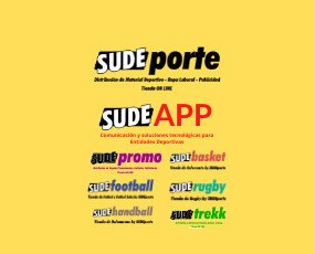 Sudeporte Web. Estructura de la empresa Online