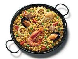 Proveedores Paella mixta