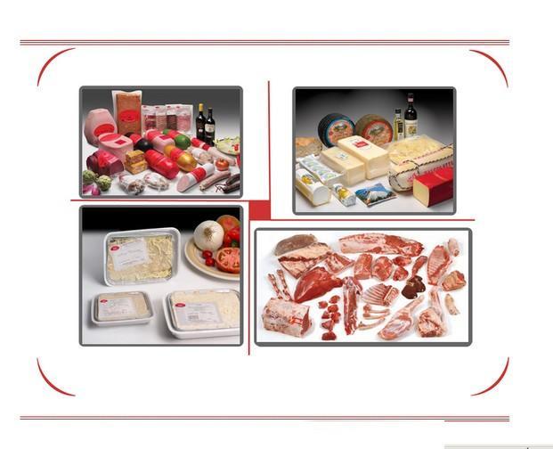 Mayorista de carne. Ternera, cerdo, pavo, embutidos, quesos, pizzas