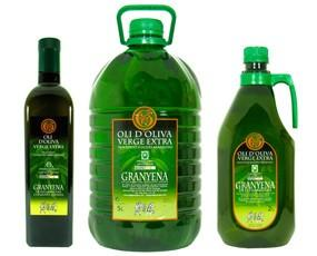 Aceite de Oliva Ecológico.Virgen Extra D.O.P Les Garrigues, de aceituna 100% arbequina