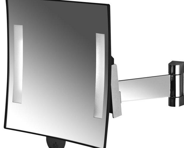 Espejo Galaxy JVD. Espejos de aumento LED