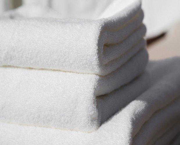 toalla 500 gr/m2. Toalla para hoteles de alta calidad, fabricada en rizo convencional, es una toalla resistente y muy duradera